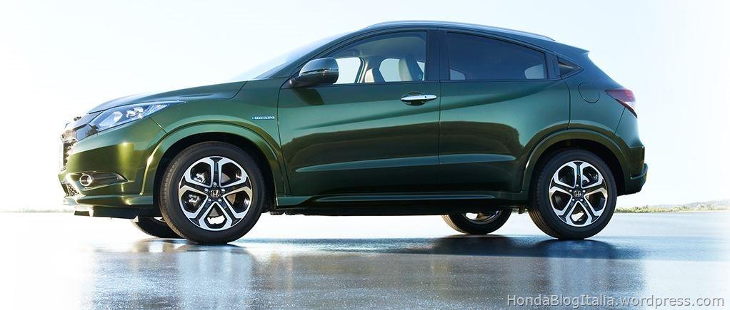 Honda Vezel 01