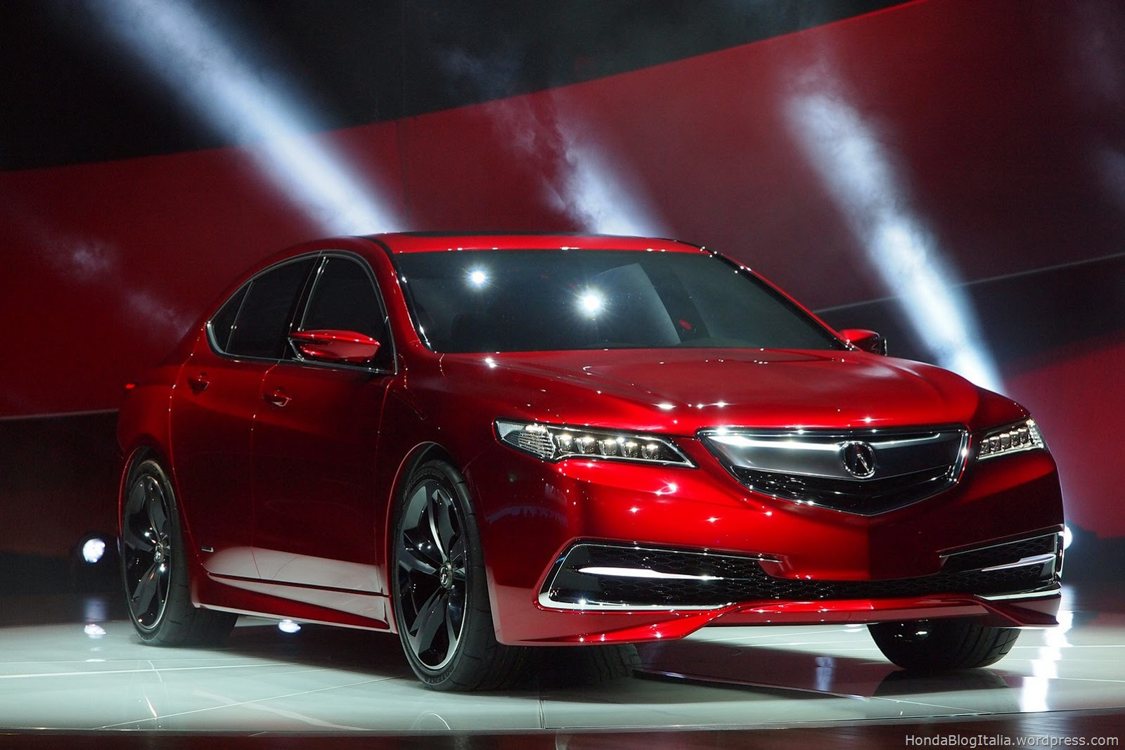 acura tlx prototype honda blog italia. Black Bedroom Furniture Sets. Home Design Ideas