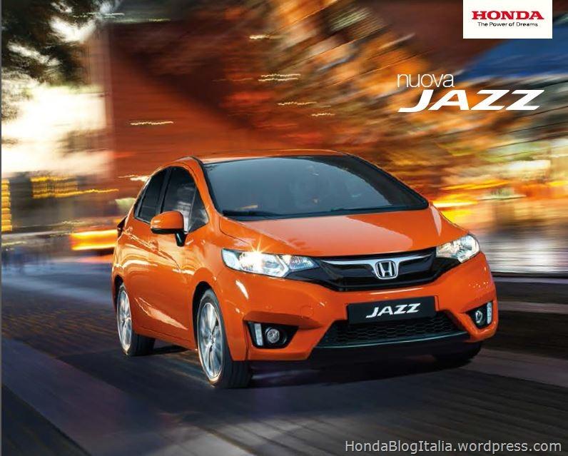 Honda Jazz Brochure