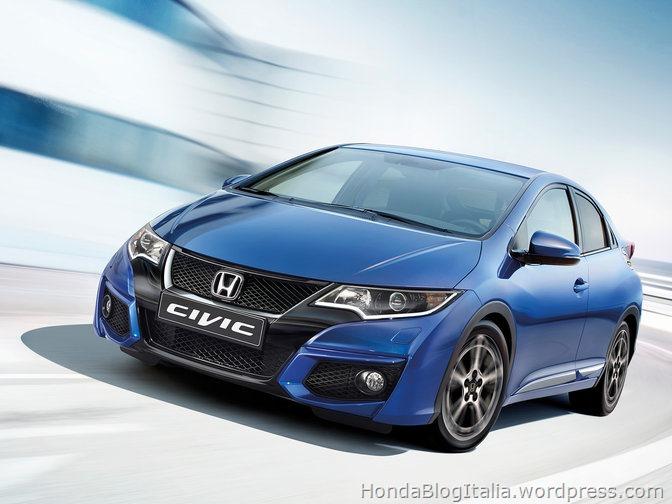 Honda Civic 5 porte