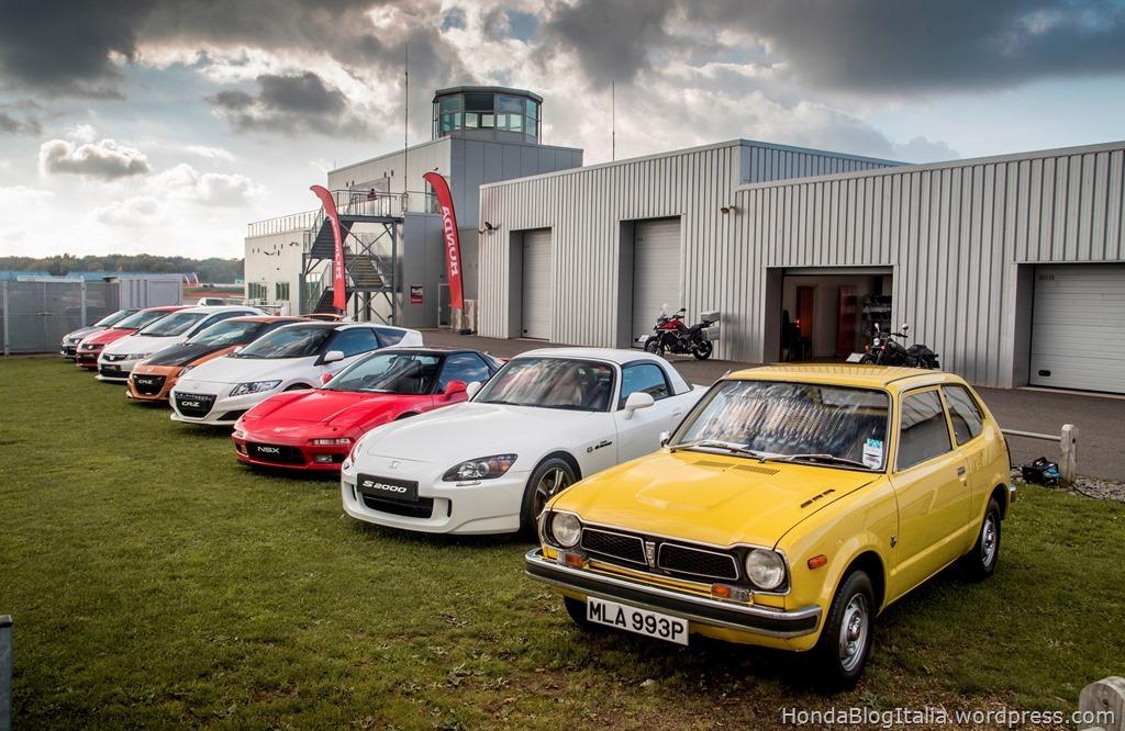 Celebrating 50 years of Honda in the UK