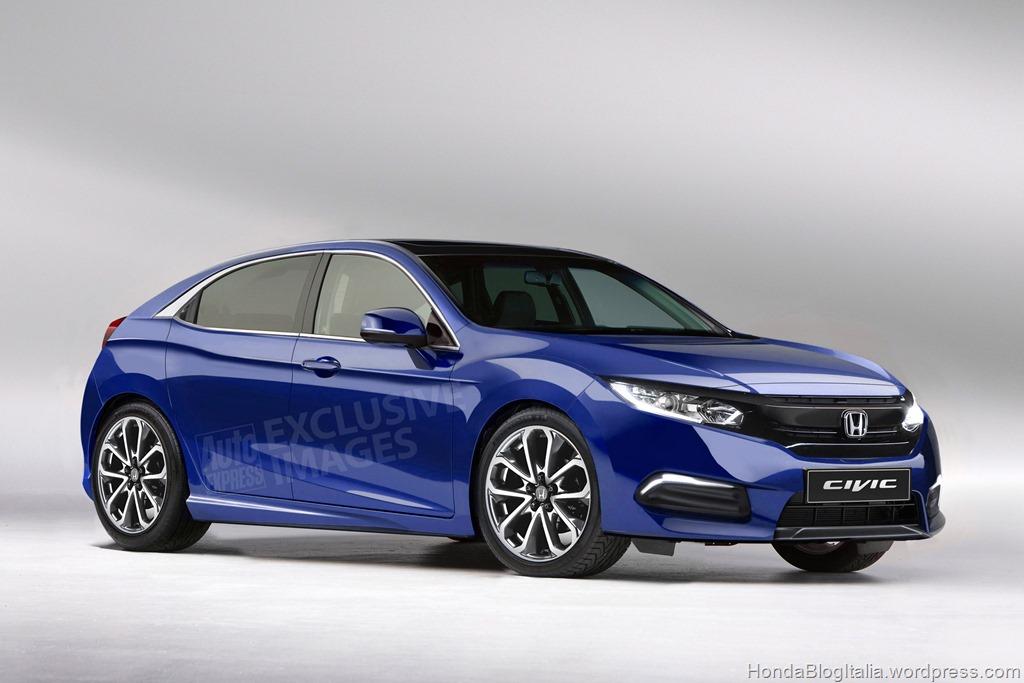 Honda Civic X Europa