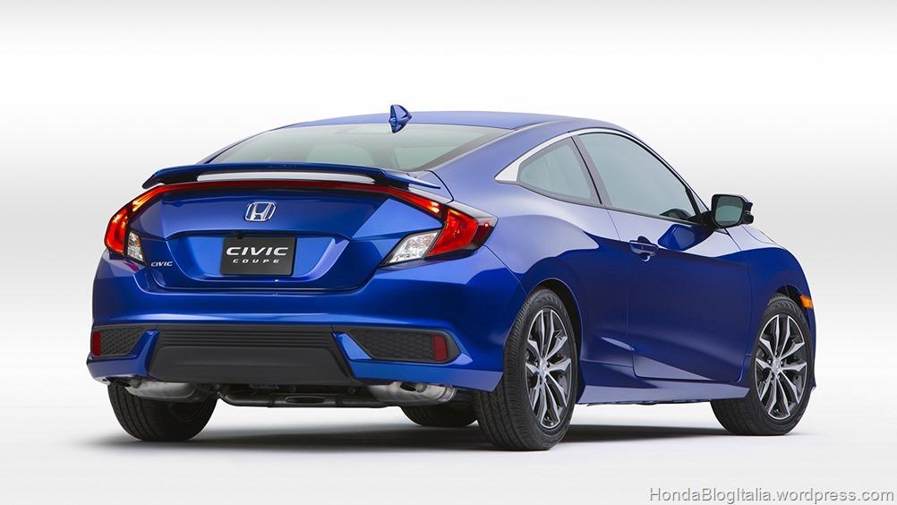 Honda Civic Coupé USA