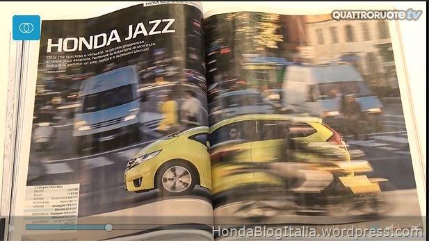 Honda Jazz Quattroruote
