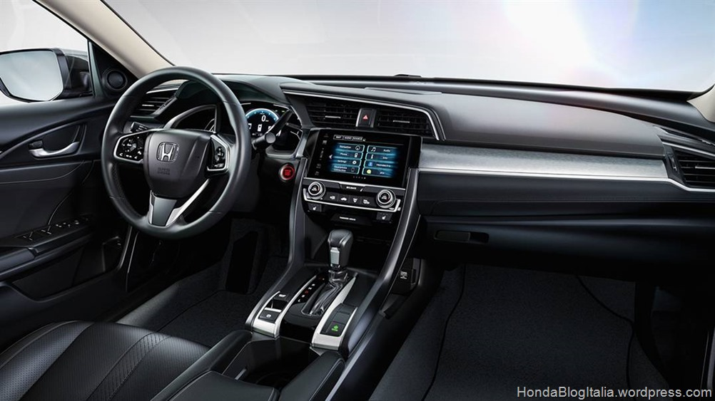 Honda Civic X interni