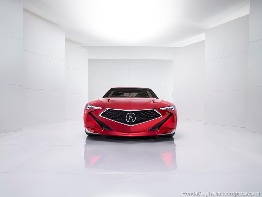 Acura Precision Concept 2016 - Front
