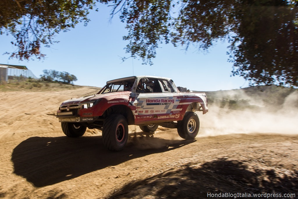 Honda Scores Class Victory in Return to Baja 1000 in 2015