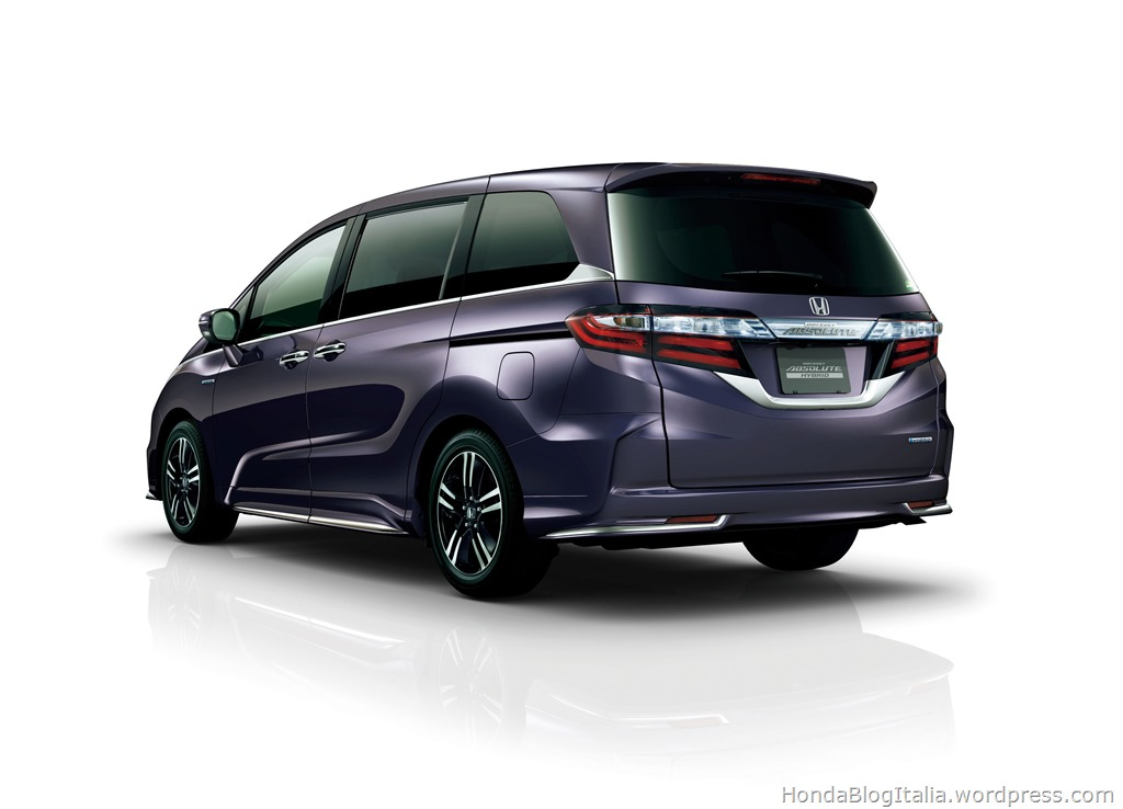 honda odyssey hybrid honda blog italia. Black Bedroom Furniture Sets. Home Design Ideas