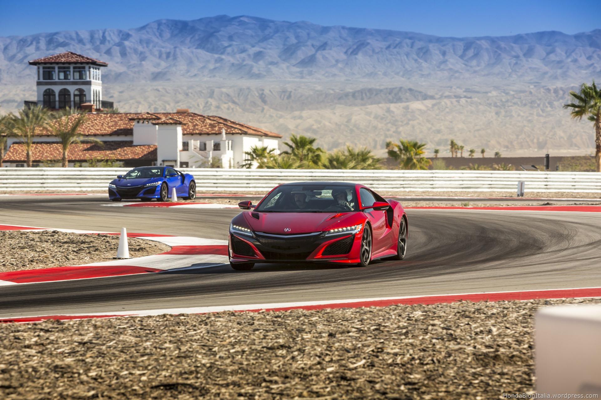 #Acura #NSX 2017 – HONDA Blog Italia