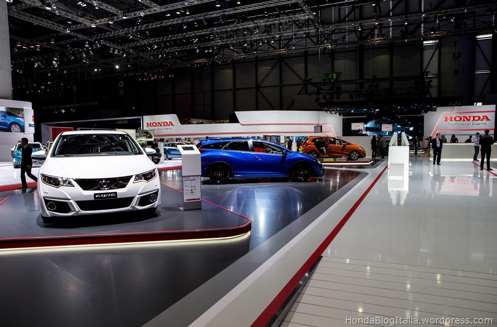 Honda at Geneva Motor Show 2016