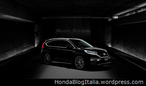 Honda Launches 2016 Black Edition CR-V