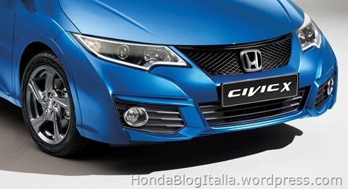 Civic X edition