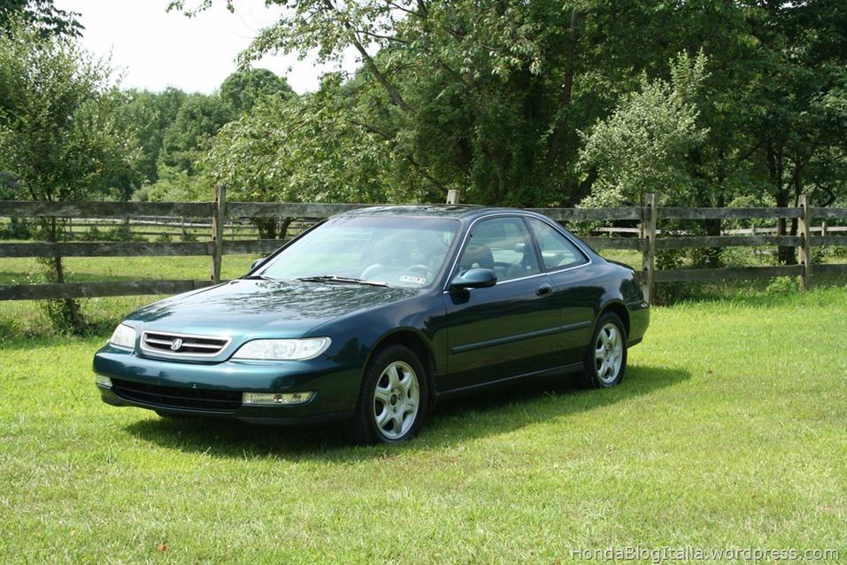 Acura CL Coupé 1997