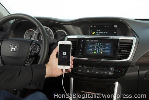 2017 Honda Accord with Apple CarPlay®