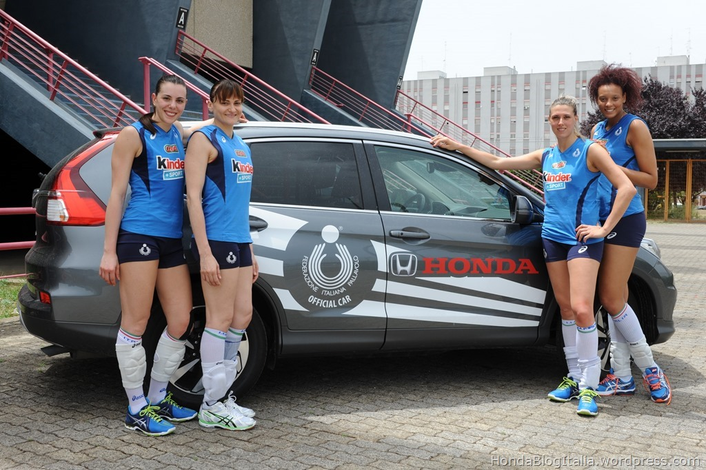 Honda_Volley Partnership