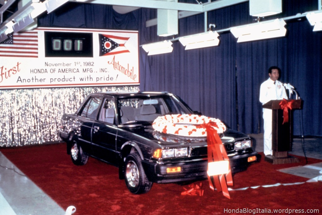 1982 Accord 2nd Generation