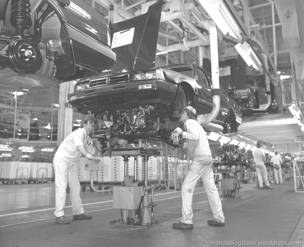 1982 Accord 2nd Generation Engine Install
