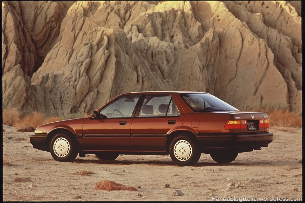 1982 Accord 3rd Generation