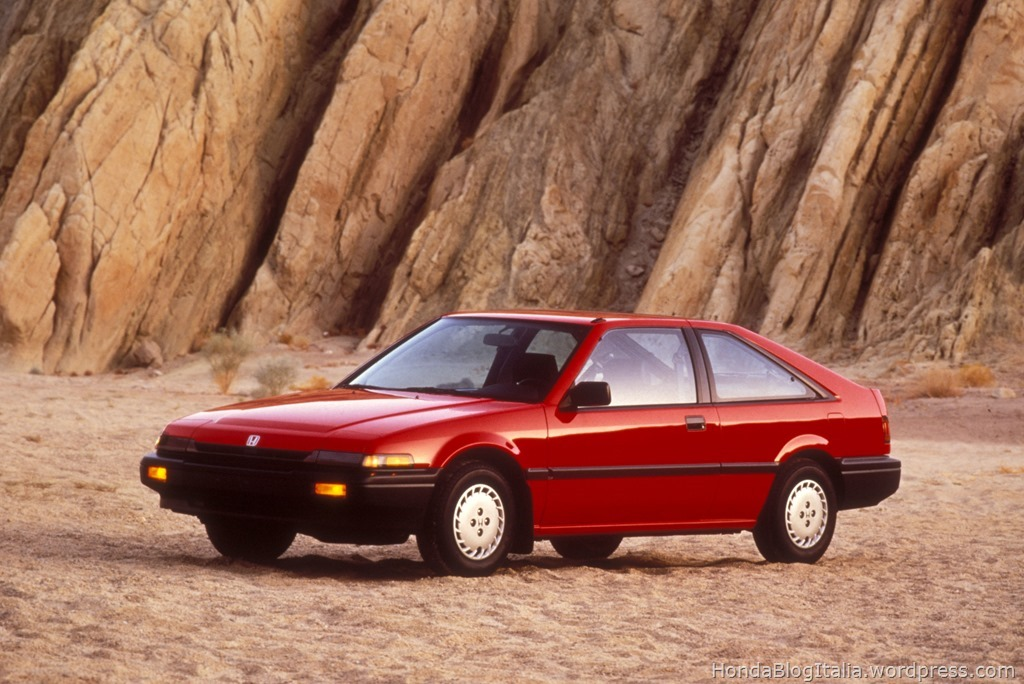 1986 Accord 3rd Generation