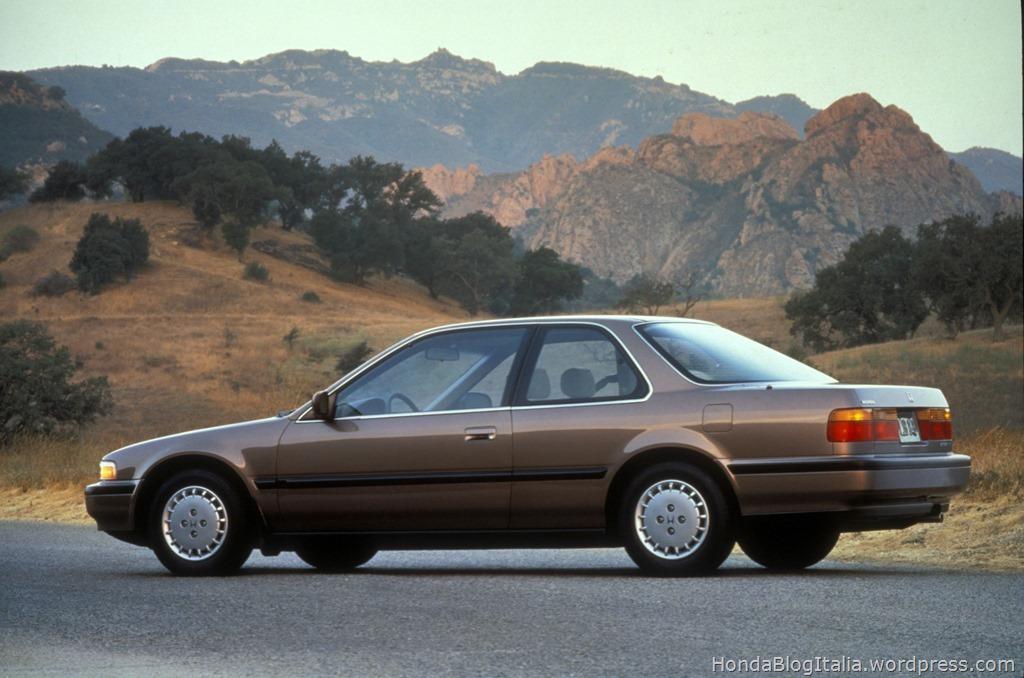 1991 Accord 4th Generation