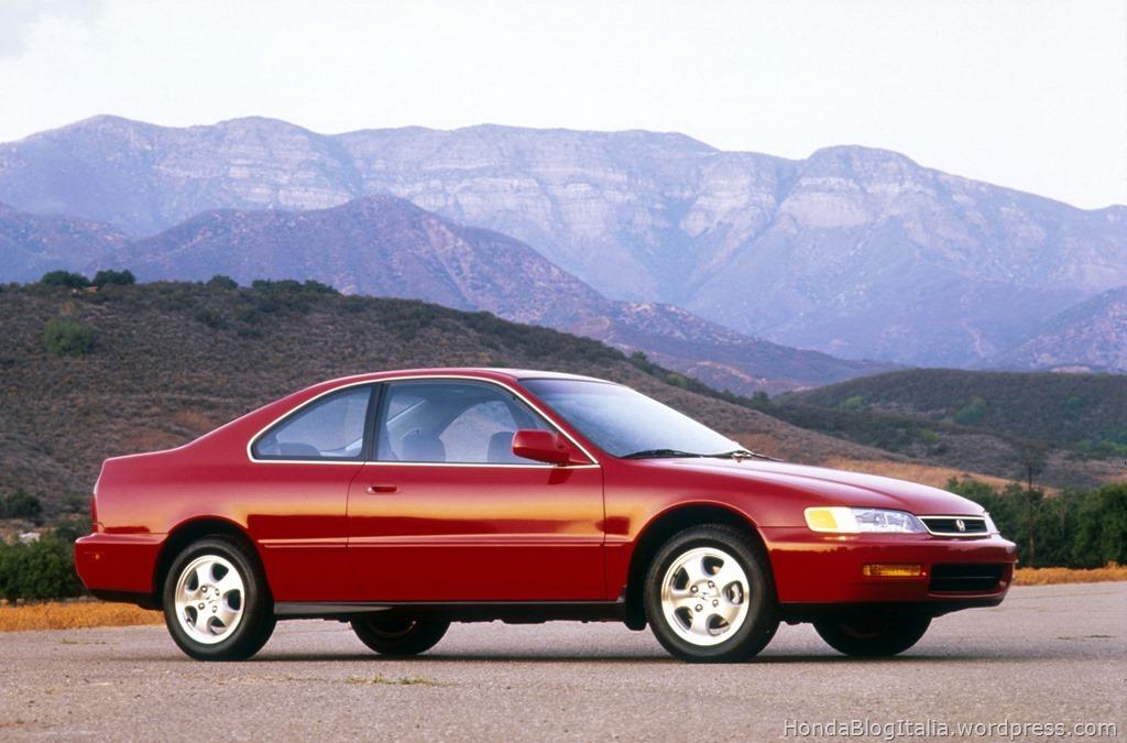 1997 Accord 5th Generation