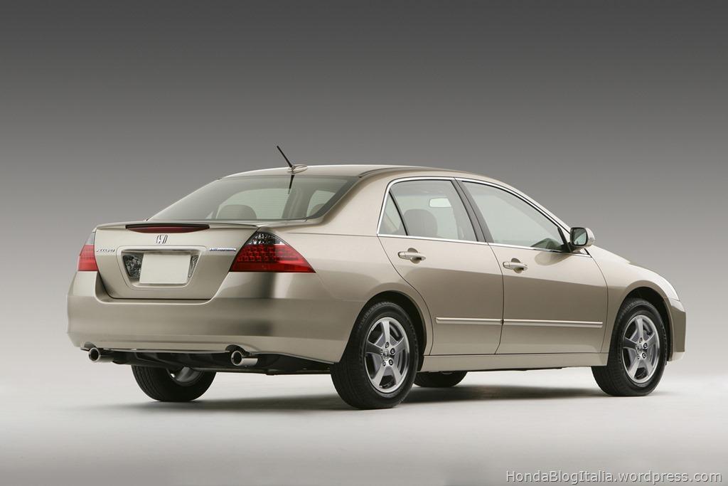 2006 Accord Hybrid 7th Generation