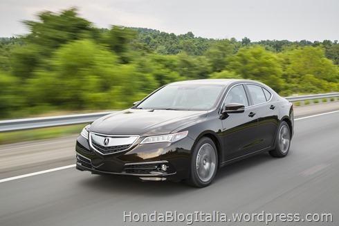 2017 Acura TLX Exterior V6