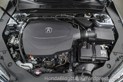 2017 Acura TLX Exterior V6 SH-AWD