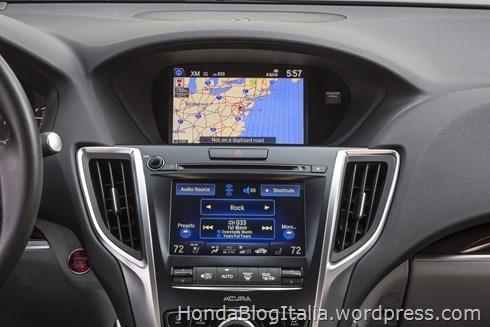 2017 Acura TLX Interior All