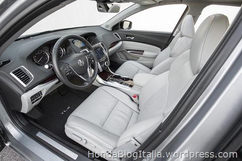 2017 Acura TLX Interior V6