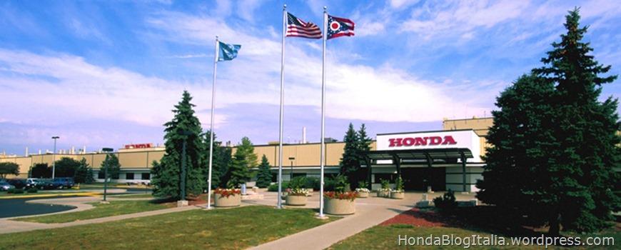 Honda of America Manufacturing Marysville Ohio