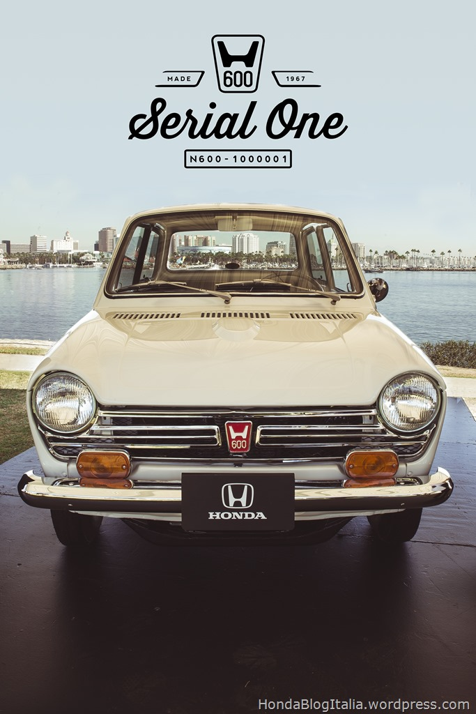 """Honda Reveals Fully Restored """"Serial One"""" as Painstaking Six-Mon"""
