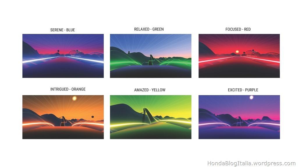 Acura Mood Roads | Mood Board