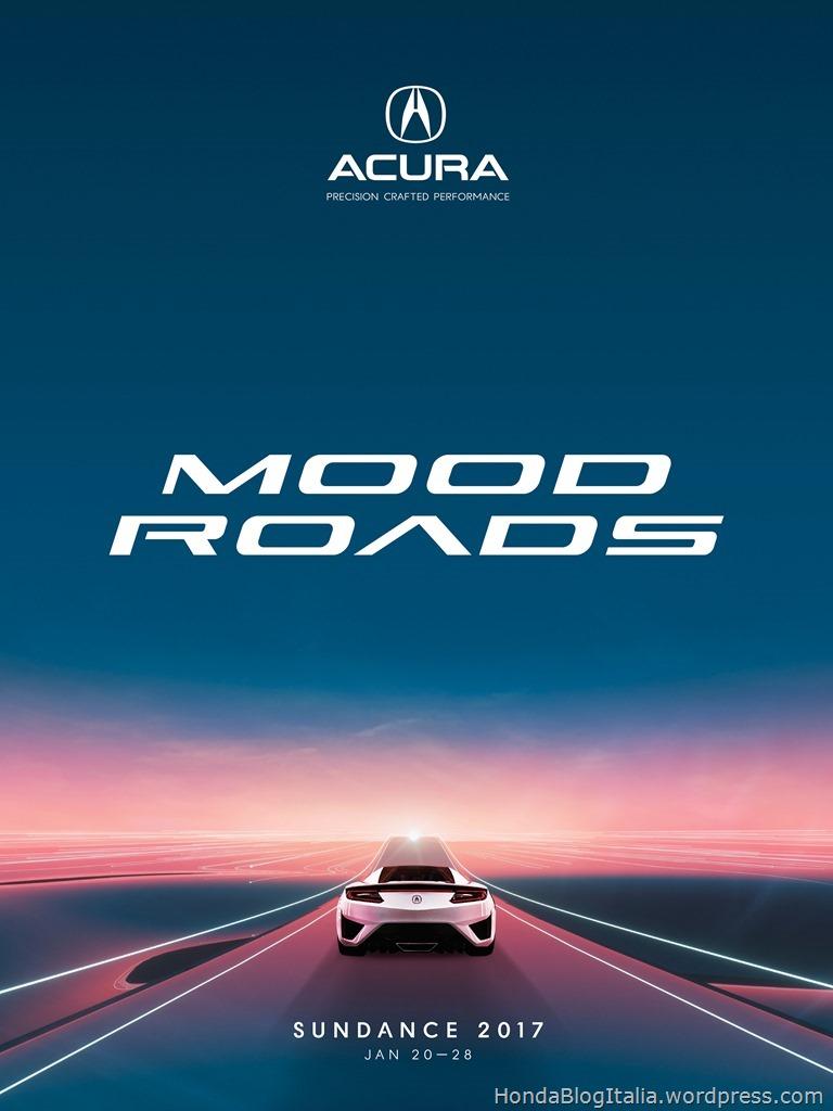 Acura Mood Roads