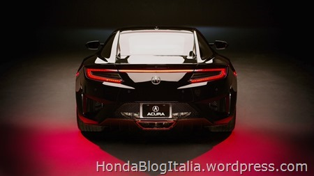 Custom 2017 Acura NSX Heading to Auction in Support of MusiCares
