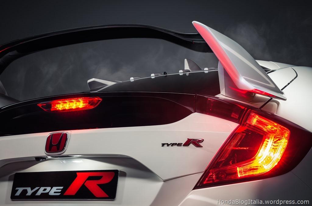 2017 Civic Type R (European Version)
