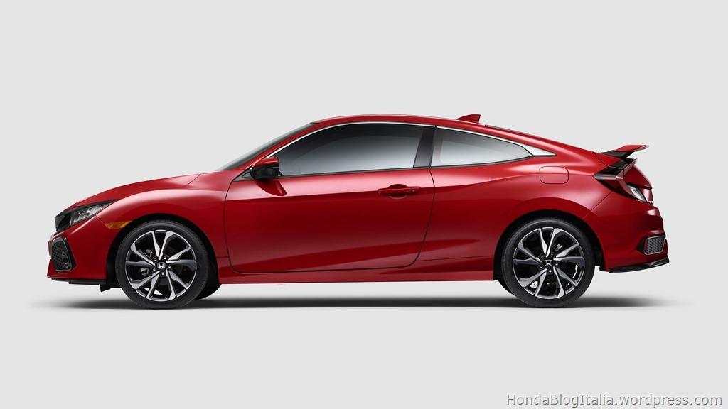 2017 Honda Civic Si Coupe