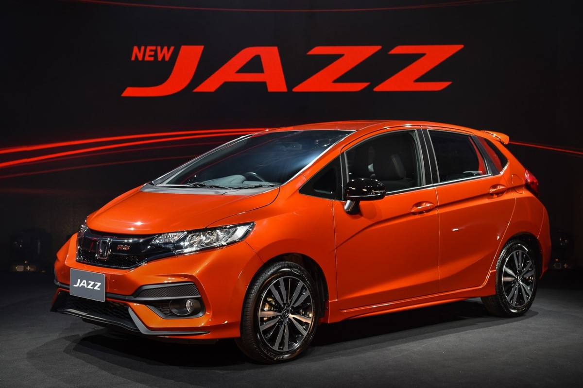 #Honda #Jazz RS restyling 2018