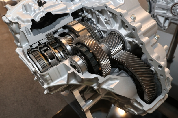 Next Generation Honda Accord Powertrain