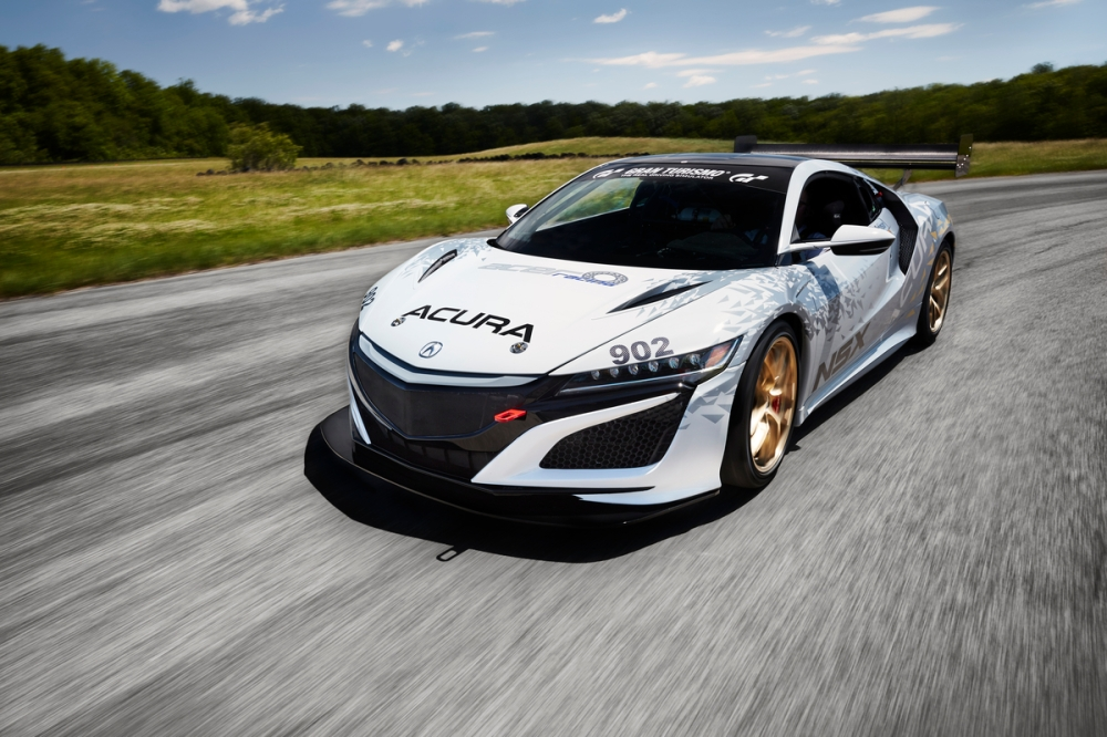 Acura NSX and TLX to Race Up Pikes Peak; New TLX A-Spec Makes Ra