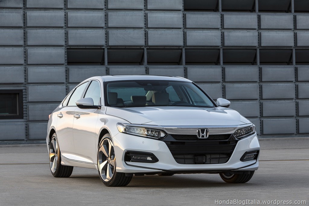 02 - 2018 Honda Accord Touring
