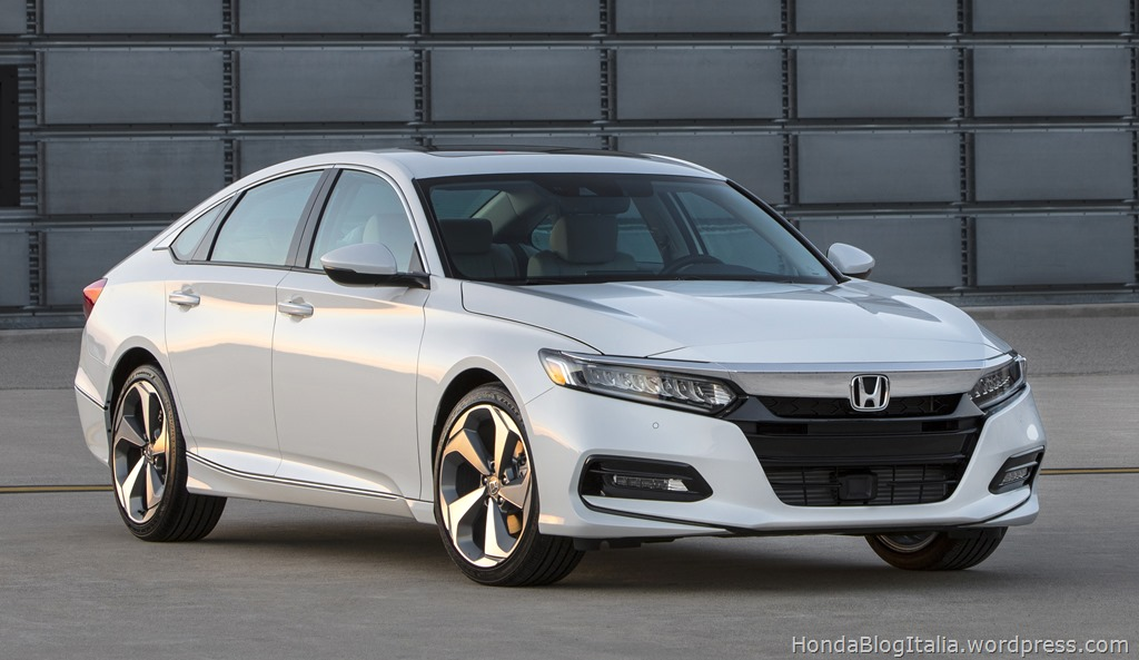Nuova honda accord x 2018 honda blog italia for Honda accord generations