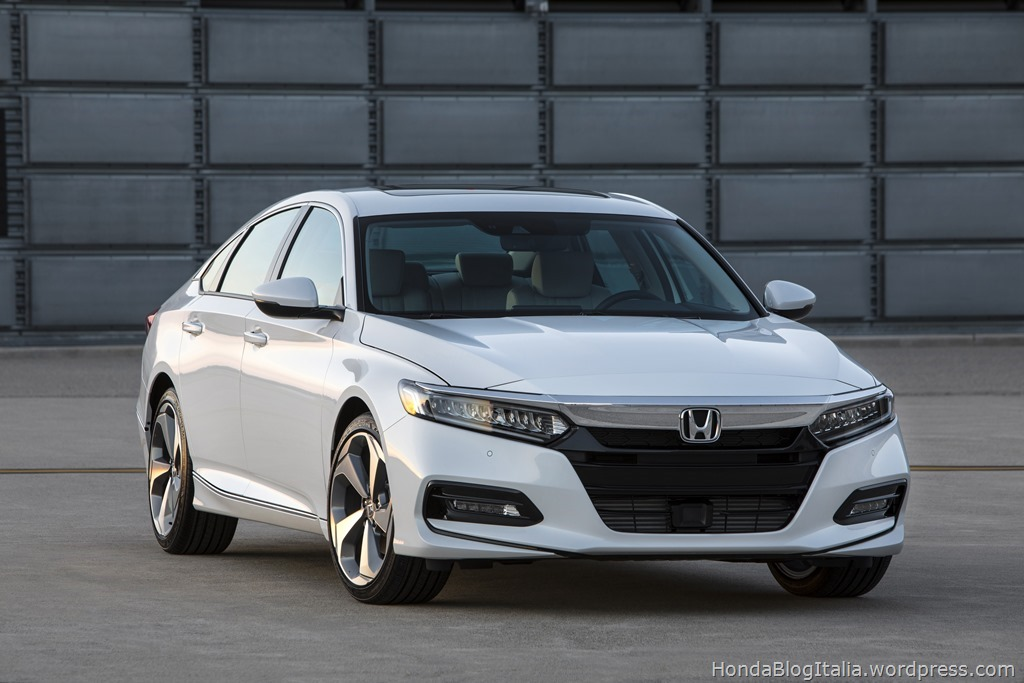 05 - 2018 Honda Accord Touring