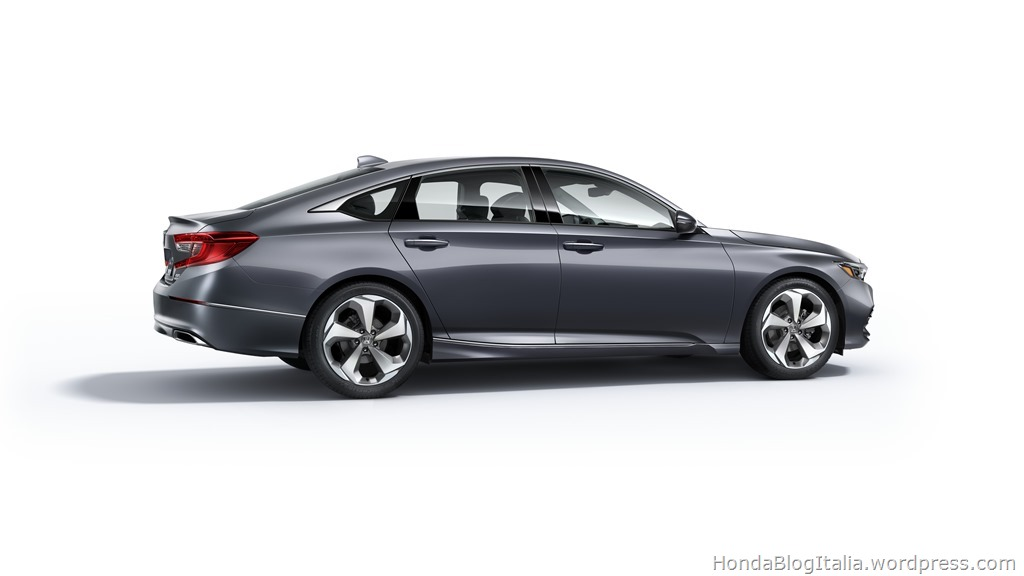 15 - 2018 Honda Accord Touring