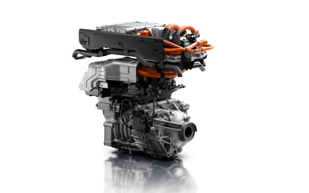 2017 Honda Clarity Electric Powertrain