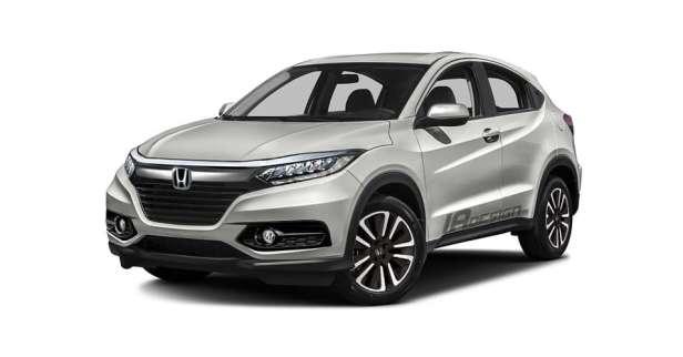 2018-Honda-HR-V-facelift-rendering