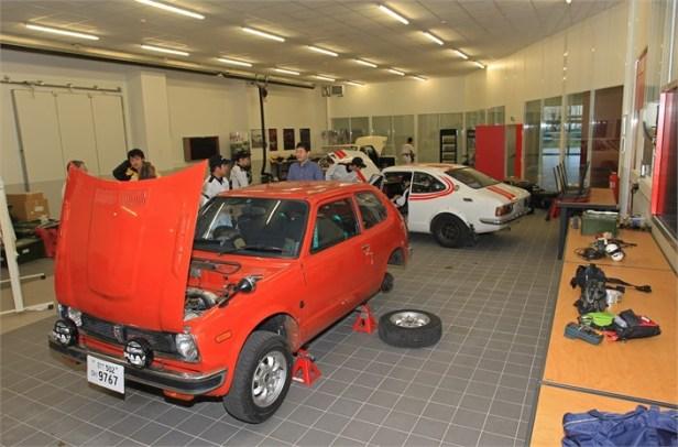 Honda Civic 1974 / Rallye Monte-Carlo Historique 2018