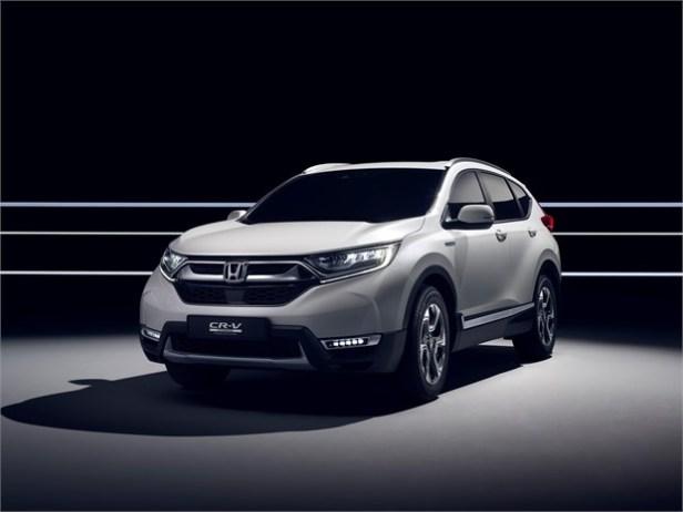 Honda am Genfer Automobilsalon 2018