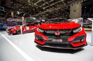 Honda en el Salón de Ginebra 2018