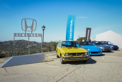 Honda Celebrates the Thrill of Driving Manual with Millennial-Focused 'Shifting Gears' Experience in Los Angeles